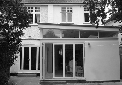 permitted development single storey rear extension
